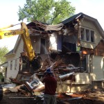 Tear down Wauwatosa bungalow
