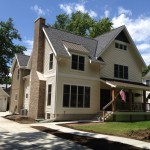 New custom Wauwatosa house